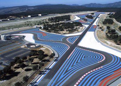 Circuit du Castellet Paul Ricard