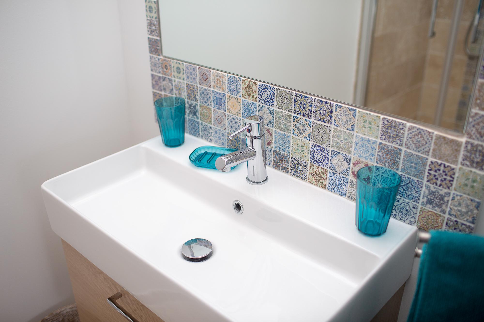 "Salle de bain de la chambre ""Cabanon"""