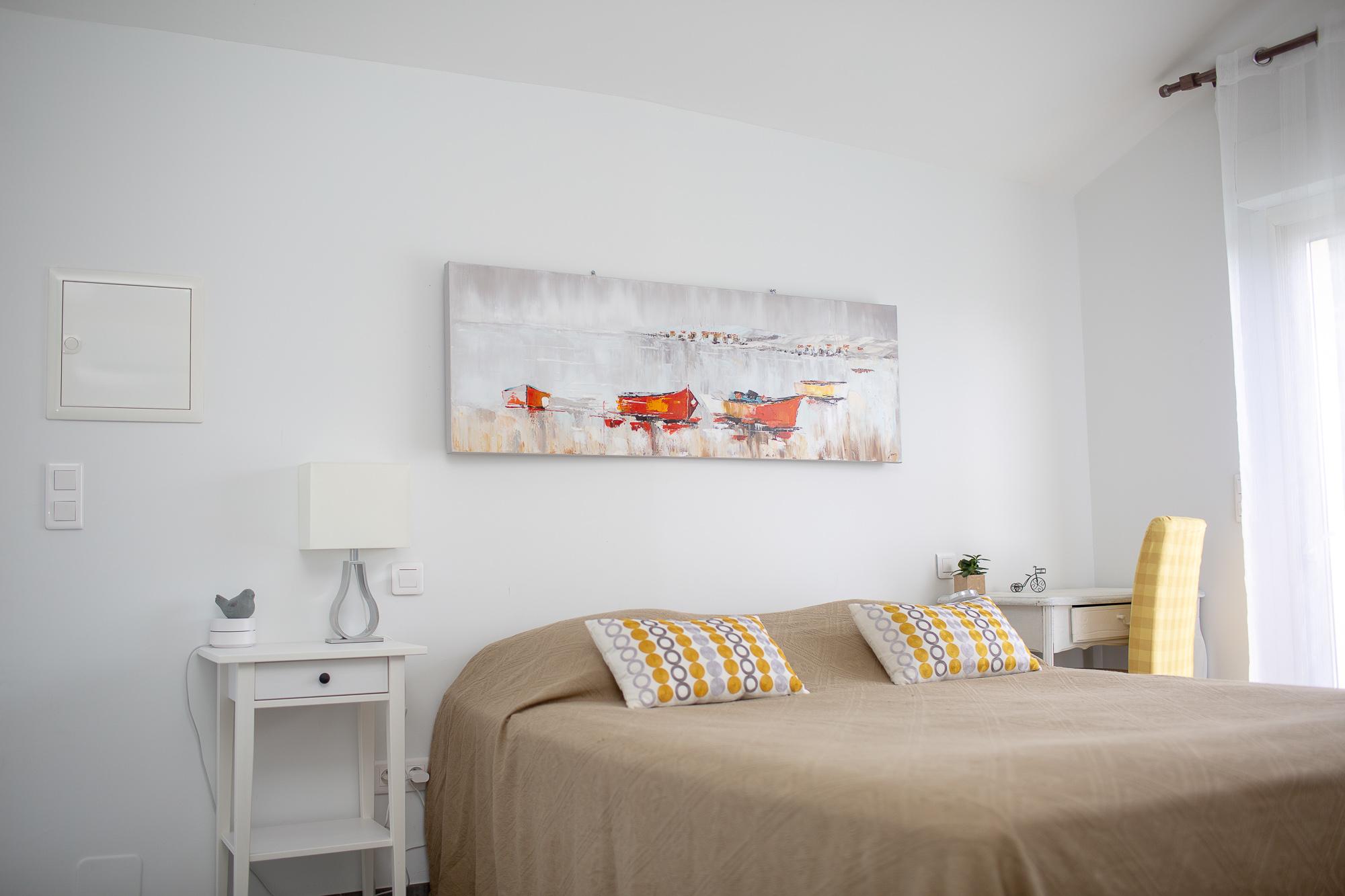 """chambre """"Cabanon""""  Mas des Salettes"""